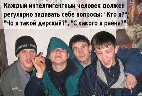 АнеКдоТ  Bydlo